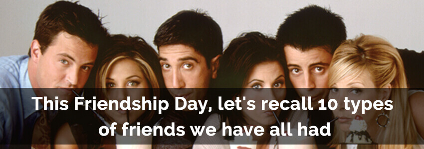 Recall Friendship day