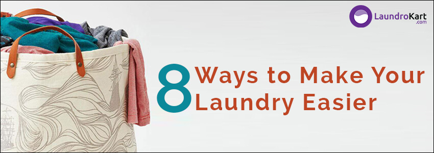 Easy Laundry Ways