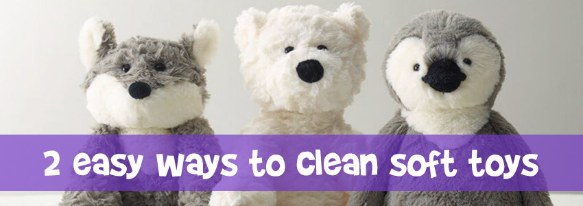 Clean Soft Toys