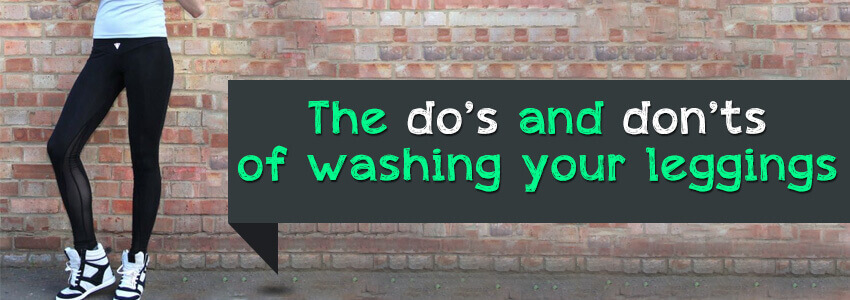 Do's & Don'ts of washing
