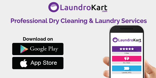 Best on-demand laundry and dry cleaning service