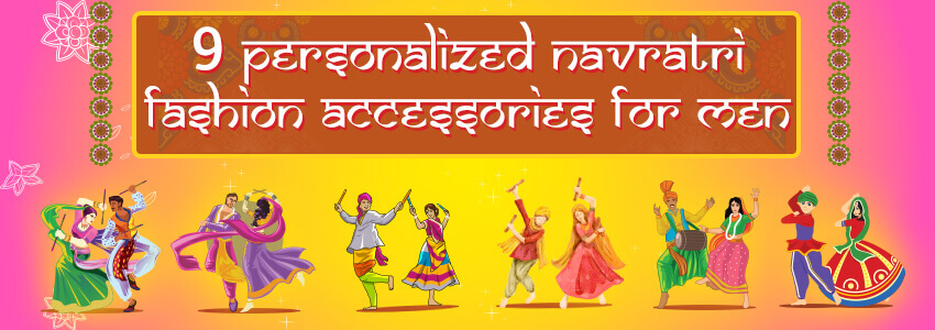 Fashion accessories on Navarathri