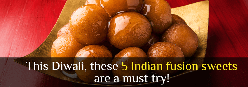 5 Indian Fusion Desserts