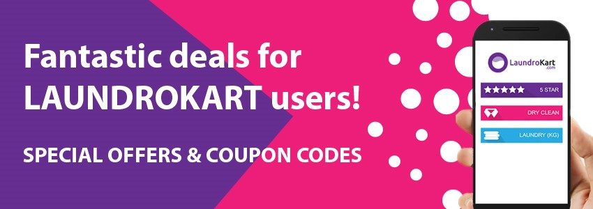 Fantastic Deals for Laundrokart Users