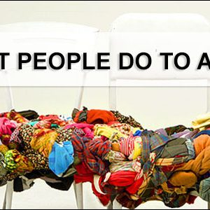10 things that people do to avoid laundry