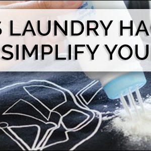 5 laundry hacks that will make you change the way you wash your clothes