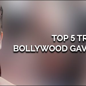 TOP 5 TRENDS, BOLLYWOOD GAVE US THIS YEAR!