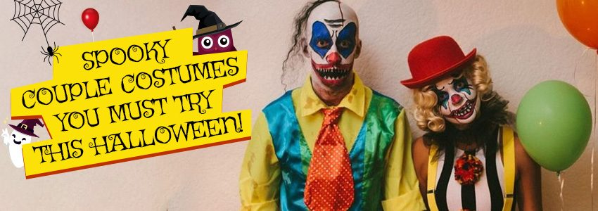 Spooky couple costumes you must try this Halloween!