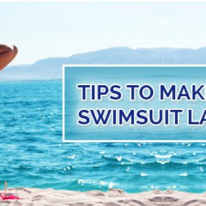 The right way to wash your swimsuit