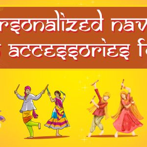 9 personalized Navratri Fashion Accessories For Men