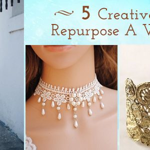5 Creative Ways To Repurpose A Wedding Outfit